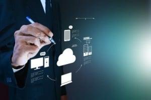 stockage de données, cloud